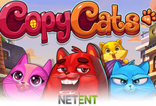NetEnt to Launch Copy Cats in May