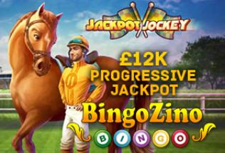 Long Standing BingoZino Player Wins a Progressive Jackpot