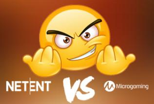 NetEnt vs Microgaming Emoji Slot Battle Coming This August