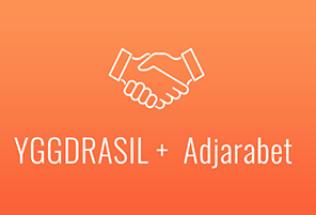 Yggdrasil Partners with Georgia's Adjarabet
