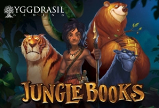 Yggdrasil Launches Jungle Books Slot