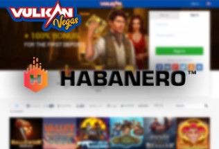 Habanero Supplying Content to VulkanVegas.com