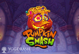Yggdrasil's Pumpkin Smash Arrives in Time for Halloween