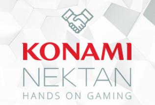 Nektan and Konami Sign Supply Deal