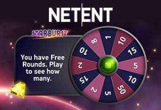 NetEnt Engage™ Introduces Free Round Widget