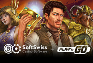 Play'n GO Lending Content to SoftSwiss White Label Offering