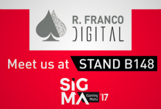 R. Franco Digital To Promote Expertise At SiGMA