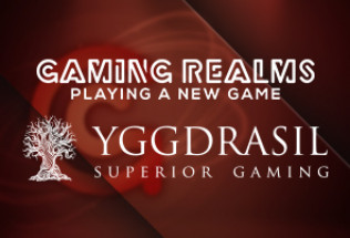 Yggdrasil and Gaming Realms Team Up