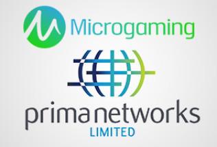 Microgame S.p.A. Broadens Portfolio With Prima Networks