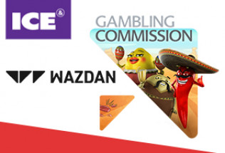 Wazdan Celebrates UK Licensing at ICE