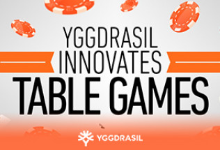 Yggdrasil To Develop A Collection Of Table Games