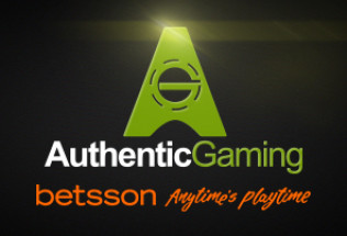 Authentic Gaming and Betsson Form Global Partnership