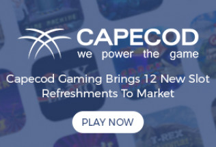 Capecod Gaming Launches 12 New Slots