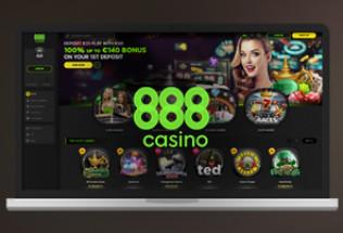 888 Casino Launches New Website