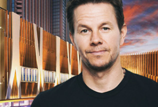 Mark Wahlberg and Heidi Klum Attend AC Casino Openings