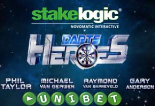 DartsHeroes Launches on Unibet.com