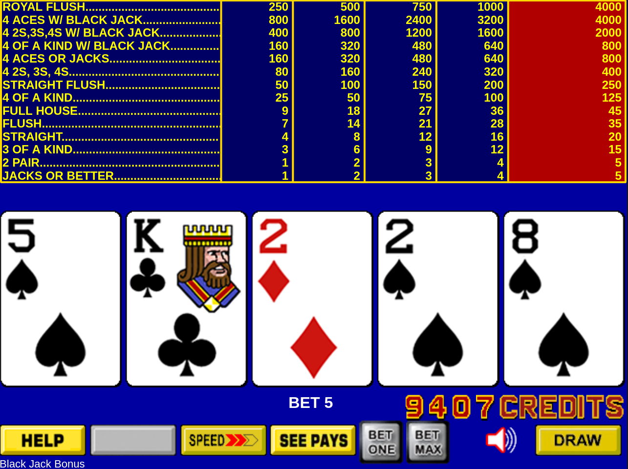 Bonus bonus poker poker tracker free download