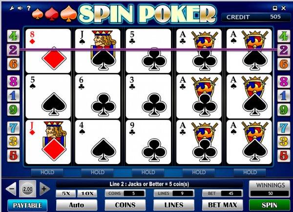 Poker Variations