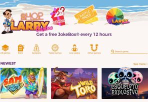 Leisure Suit Larry Back in Online Casino