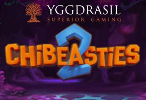 Round 2 of Yggdrasil Gaming's Chibeasties