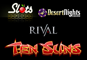 Ten Suns at Desert Nights and Slots Capital