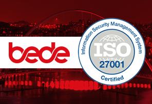 Bede Gaming Earns ISO 27001 Certification