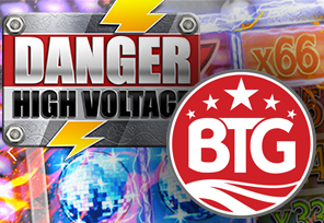 Big Time Gaming Releases 'Danger High Voltage' Slot