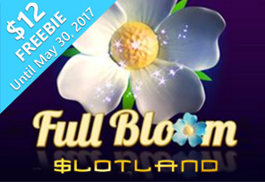 Slotland Drops New In Bloom Slot