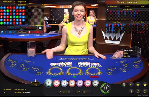 Live Baccarat Online Play Live Dealer Baccarat For Real Money