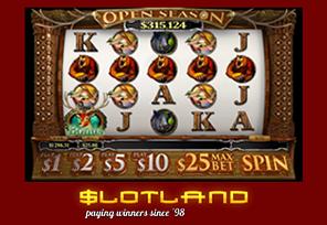 $315K Progressive Win Sets Slotland Record