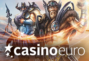 Pillage With Vikings On CasinoEuro's £10000 Cash Race!