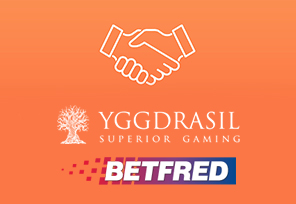Yggdrasil's Games Make Their Way To Betfred Casino