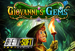 Betsoft Launches Giovanni's Gems Slot