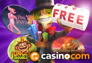 Casino.com Offers 100 Daily Free Spins