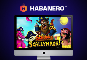 Habanero Goes Pirate With Scruffy Scallywags!
