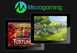 Microgaming Dropping Two New Slots in September
