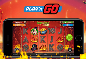 Play 'n Go Launches Leprechaun Goes To Hell Slot
