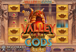 Yggdrasil Live With Valley of The Gods