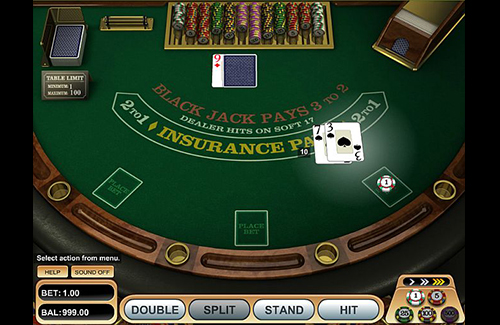 Play Money Blackjack
