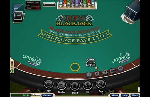 Real Time Gaming Online Blackjack