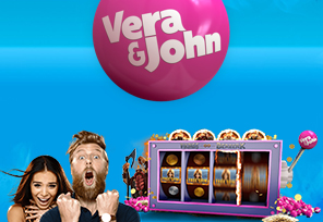 Vera&John Rewards with £14K and Thrill Spins