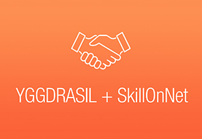 Yggdrasil Partners with SkillOnNet