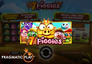 Pragmatic Play Debuts 7 Piggies™