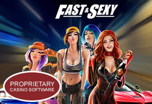 Fast & Sexy Sizzles with Race Cars and Pretty Girls