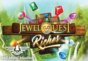 Jewel Quest Riches Live on Quickfire