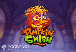 Yggdrasil's Pumpkin Smash Arrives in Time for Halloween