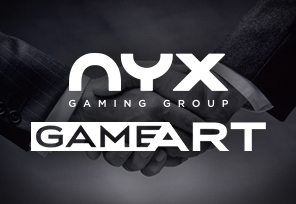 GameArt And NYX Gaming Sign Supply Deal