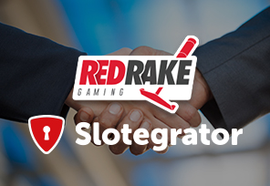 Red Rake Gaming Strikes Deal with Slotegrator