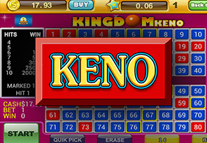 Random Number Generation (RNG) in Video Keno | Real Money Action