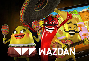 A Game Release Duo from Wazdan